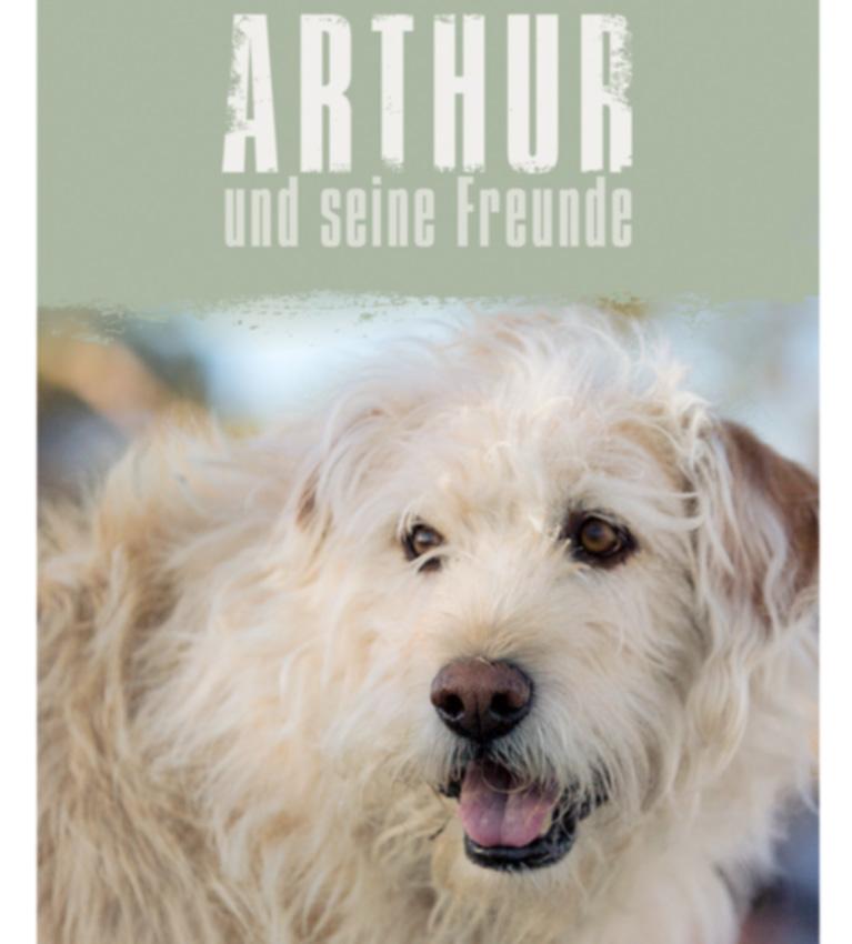 """Pauli liest: """"Arthur und seine Freunde"""""""