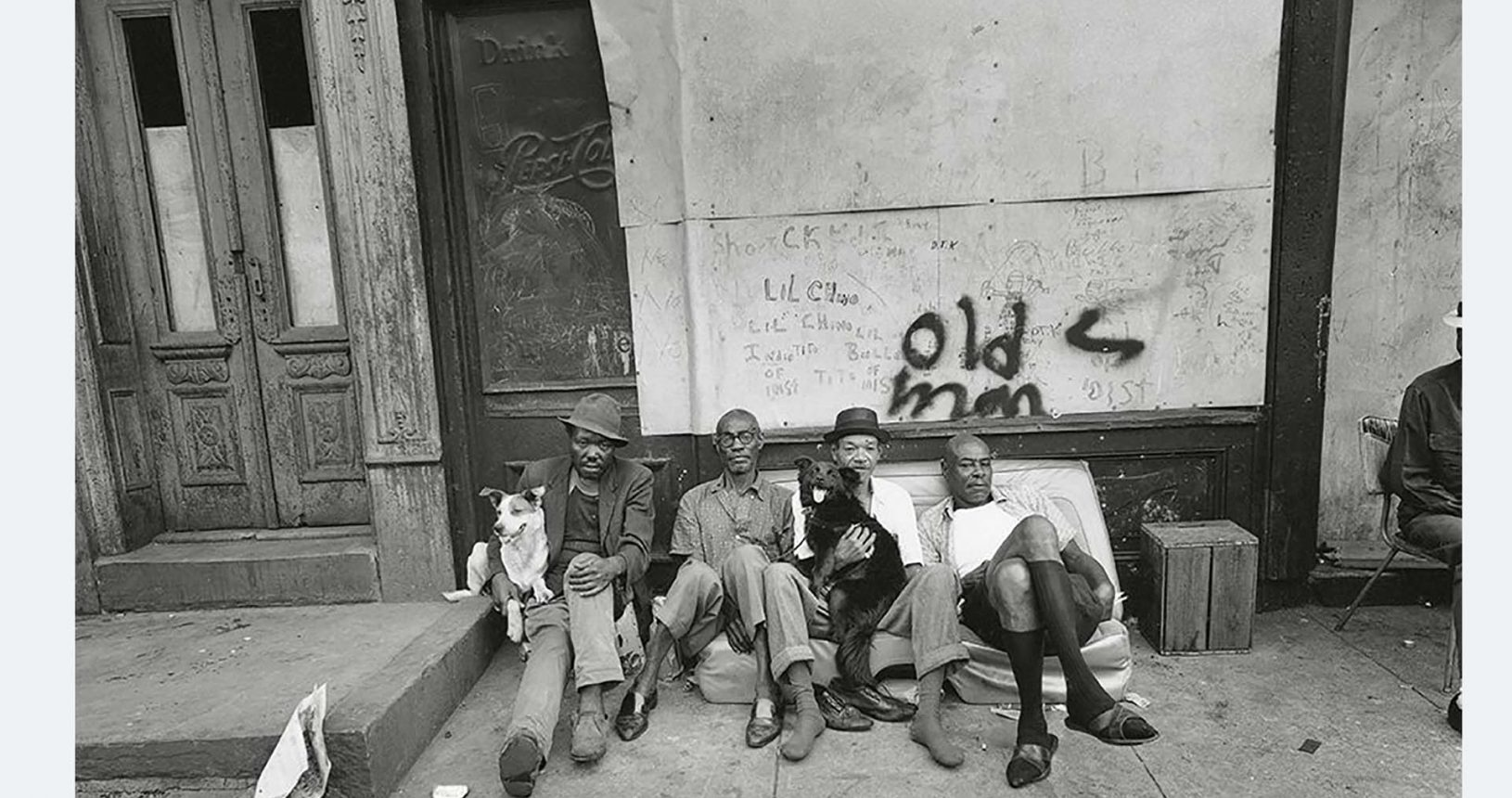 Bruce Davidson, East 100th Street, Harlem, New York, 1966, Courtesy Magnum Photos