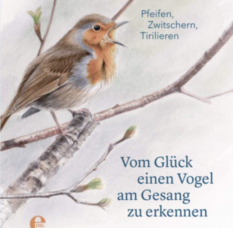 Buchcover S. Barnes: Vom Glück einen Vogel am Gesang zu erkennen
